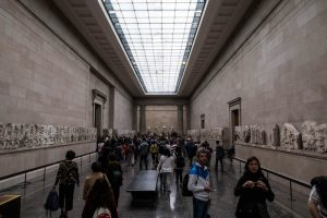 London on a budget with free museums