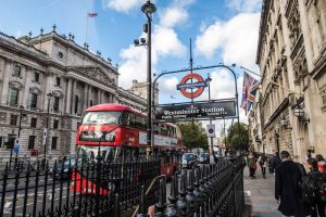 Öffentliche Verkehrsmittel nutzen als London Insider Tipp