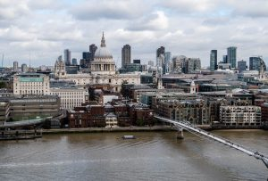 London backpacking tips for free viewpoints