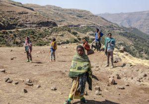 Reise in die äthiopischen Simien Mountains