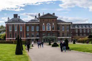 Kensington Palace als Highlight in London