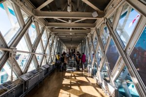 Tower Bridge Exhibition visit