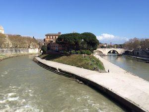 Rom Sehenswürdigkeiten am Tiber