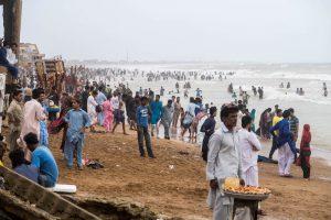 Visit Pakistan beach in Karachi
