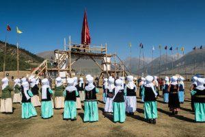 Die Nomad Games fanden 2018 in Kirgisistan statt