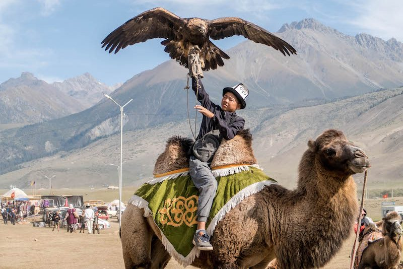 Die World Nomad Games Kirgistan 2018
