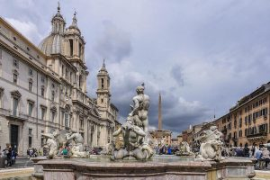 Sehenswerter Piazza Navona in Rom