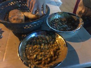 Beliebtes Essen im Sudan ist Foul