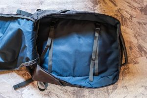Insight of Arcido Faroe Backpack