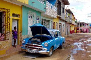 Straßen von Trinidad