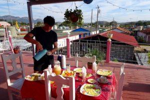 Frühstück Essen in Kuba Reisetipps