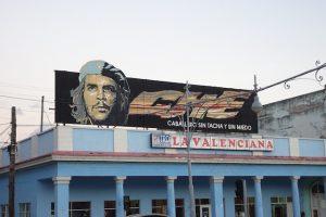 Kuba Urlaub Erfahrungen mit Che Propaganda