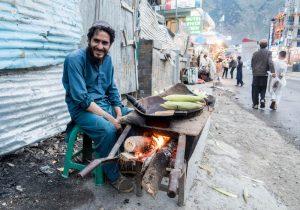 locals in Naran Pakistan