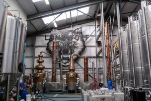 Brauerei Tour Aberdeen