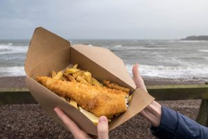 Fish & Chips Schottland