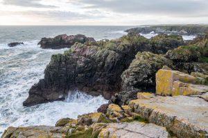 Aberdeen Sehenswürdigkeiten - Küste in Schottland