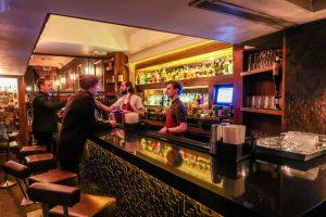 Orchid Gin Bar Aberdeen