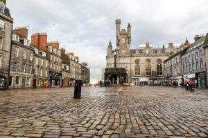 Aberdeen Schottland
