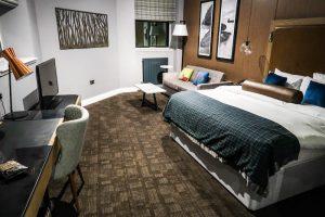 Hotelzimmer Sandman Aberdeen
