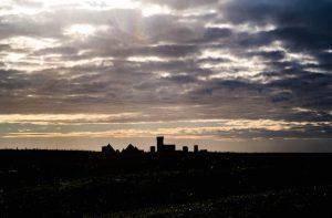 Aberdeen Sehenswürdigkeiten Schottland: Slains Castle Ruinen