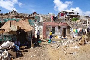 Houses in Kenya