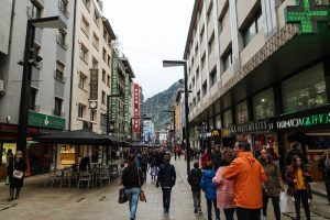 Shopping in Andorra la Vella
