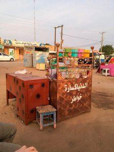 Chai in Sudan