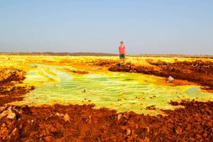 Danakil Depression tour to Dallol