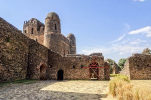 Ruins of Gondar fortress