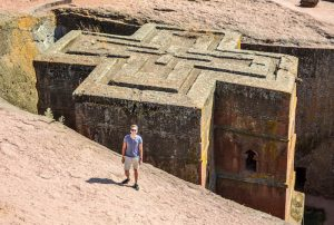 Rock churches in Lalibela