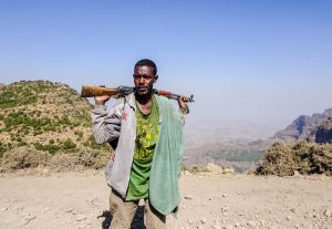 Ethiopia safety guard