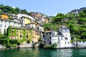 Bootsfahrt auf dem Comer See als Tagesausflug von Mailand