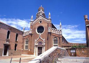 Madonna dell'Orto Kirche von außen
