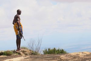 Information about safety when backpacking Africa