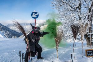 Winter Hexen in der Skiwelt Wilder Kaiser Brixental