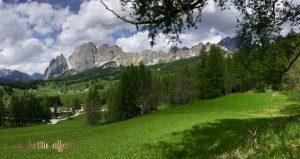 Natur in den Dolomiten als Tagesausflug