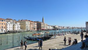Venedig bei der free walking tour