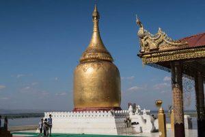 Schöne Pagode in Bagan in Myanmar