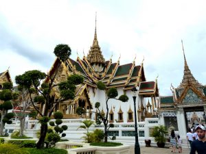 Attraktionen in Bangkok - der Grand Palace