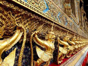Beliebteste Sehenswürdigkeit in Bangkok ist der Grand Palace