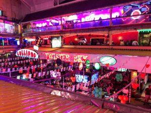 Stripclub als Teil des Sextourismus in Bangkok