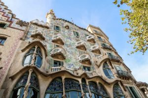 Casa Battlo als sehenswertes Highlight in Barcelona