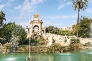 Sehenswerte Attraktion in Barcelona ist der Parc de la Ciutadella