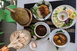 Leckeres Thai Essen