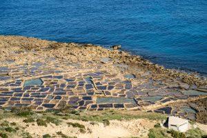 View of Gozo Salinen
