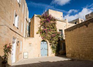 View of Mdina in malta