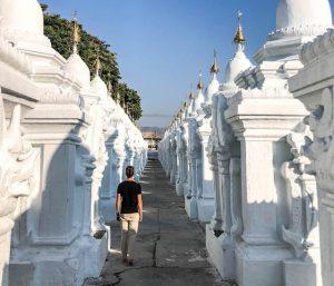 Mandalay Sehenswürdigkeiten: Das größte Bucht der Welt in Myanmar