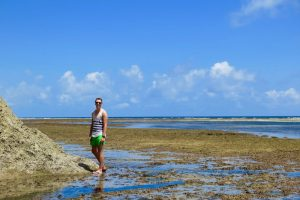 Küste von Watamu Kenia