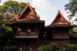 The Jim Thompson House in Bangkok