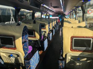 Backpacking Myanmar by bus